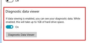 Cómo ver y guardar datos de diagnóstico de Windows 10