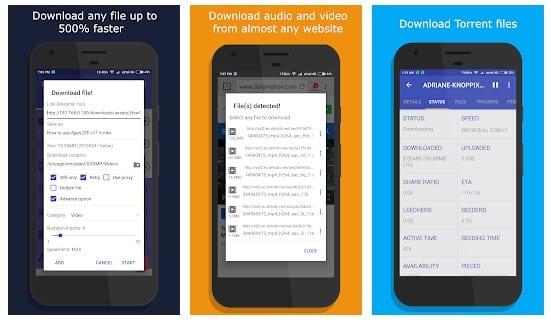 Las 30 mejores aplicaciones del Administrador de Descargas para tu dispositivo Android