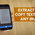Cómo extraer y copiar texto de cualquier imagen en Android