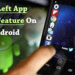 Cómo obtener la función del deslizador izquierdo de la aplicación en cualquier dispositivo Android