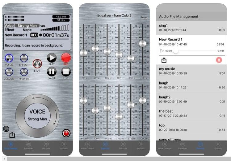 20 mejores aplicaciones de cambio de voz para el iPhone en 2020