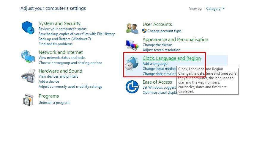 Cómo agregar varios relojes en la barra de tareas de Windows 10