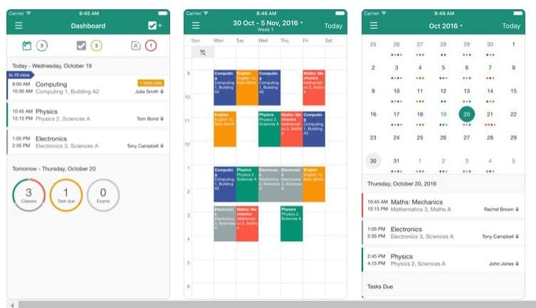 Las 15 mejores aplicaciones de iPhone para estudiantes universitarios 2020