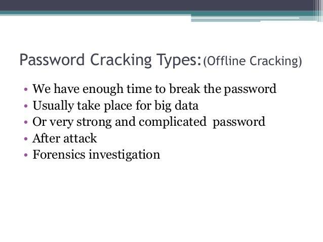 Más de 15 técnicas de descifrado de contraseñas utilizadas por los hackers 2020