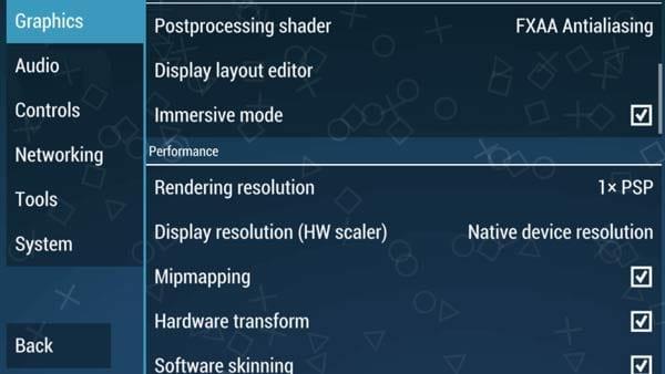 Cómo jugar a los juegos de PSP en Android 2020 (PSP Emulator for Android)