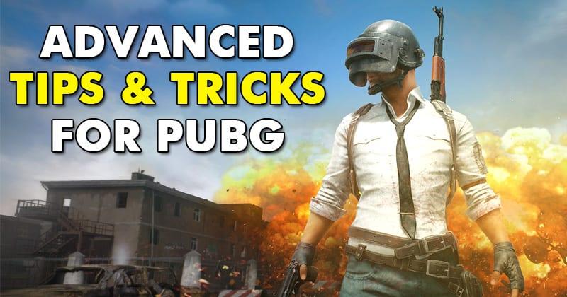 PUBG Mobile: Los 10 mejores consejos y trucos que el juego no te dice