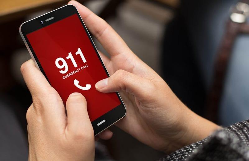 Cómo probar correctamente los servicios del 911 en su teléfono celular