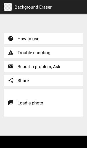 Cómo eliminar el fondo de cualquier imagen en Android