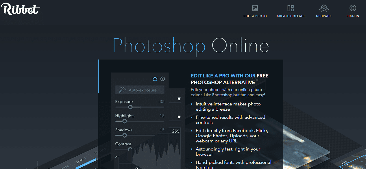 Cómo editar fotos en el PC sin ningún software