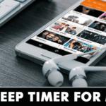 Cómo configurar el temporizador de sueño para la música en Android