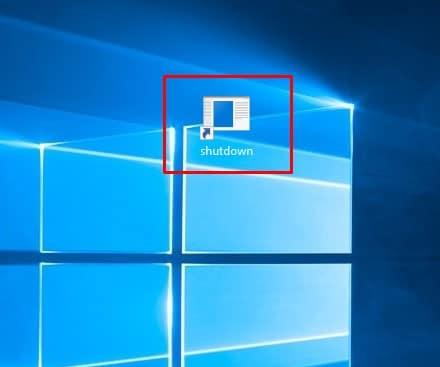 Cómo crear un icono de apagado en un PC con Windows 10