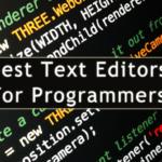 Los 10 mejores editores de texto para programadores