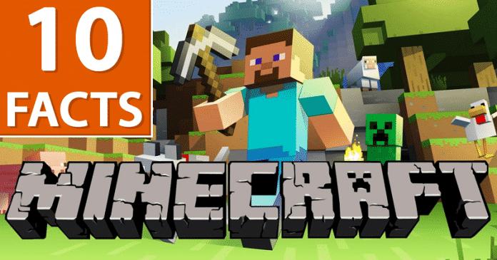Los 10 hechos menos conocidos que no sabías sobre Minecraft