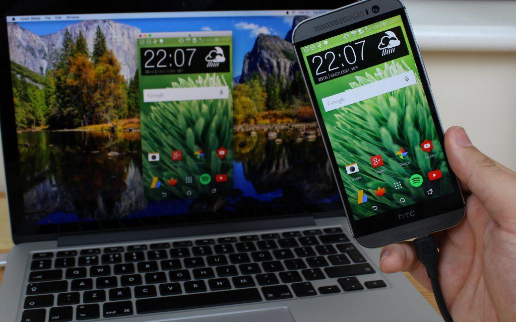 Cómo desbloquear un dispositivo Android con la pantalla rota o agrietada