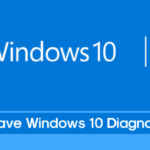Cómo ver y guardar datos de diagnóstico de Windows 10