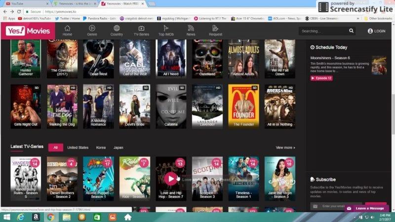 Alternativas Putlocker: 10 mejores sitios para ver películas gratis