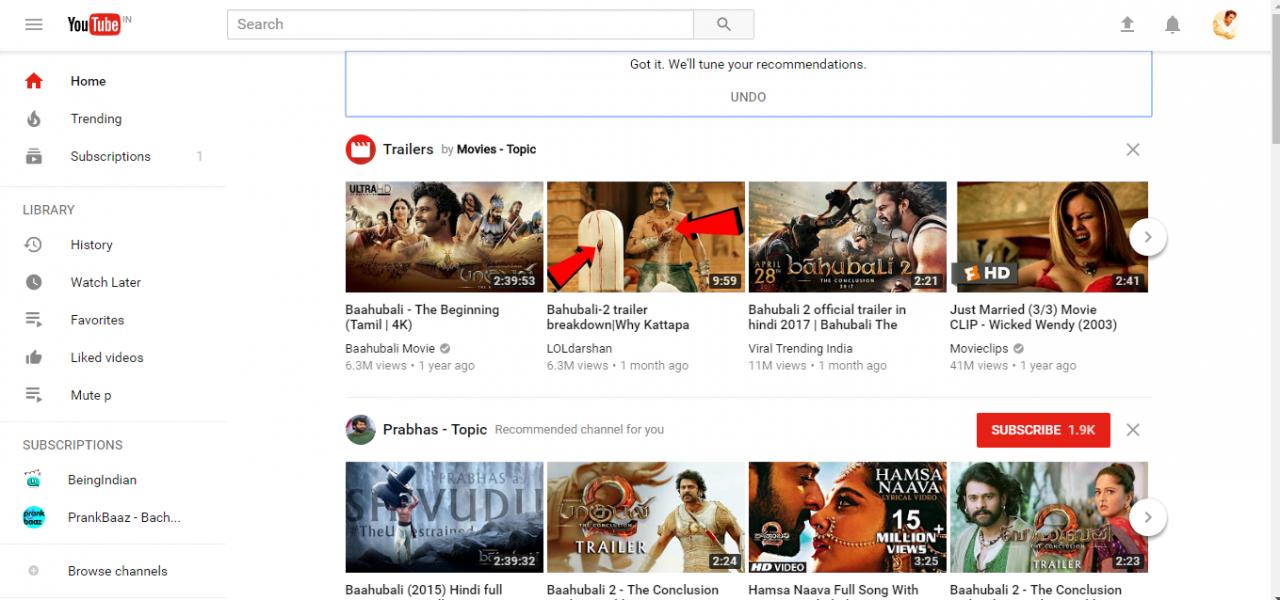 Así es como puedes usar el nuevo *Modo Oscuro* de YouTube y el diseño del material!