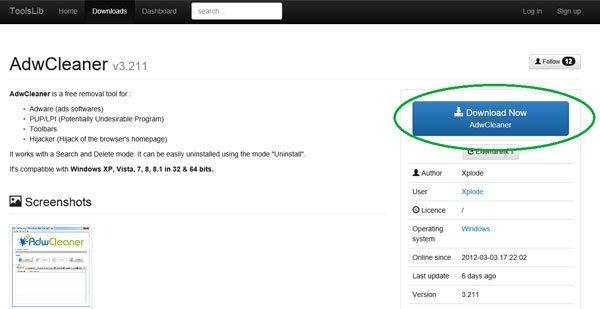 Cómo quitar la barra de herramientas Ask de su navegador