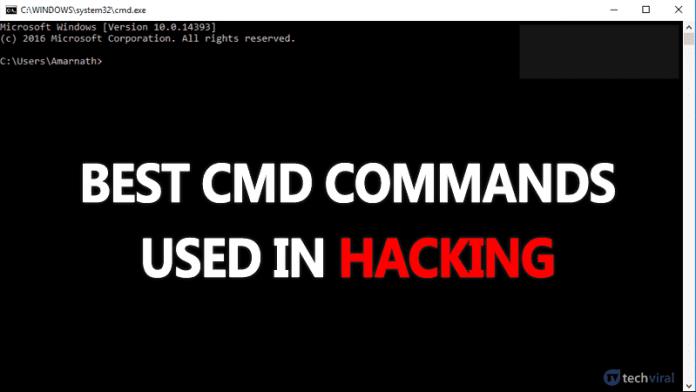 Los 10 mejores comandos de CMD utilizados en el hacking en 2020