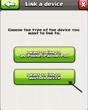 Cómo transferir la aldea de Clash of Clans de iOS a Android