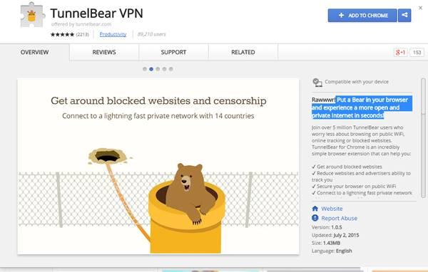 Más de 20 mejores VPN para que Google Chrome acceda a los sitios bloqueados