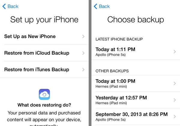 Cómo recuperar archivos borrados del iPhone