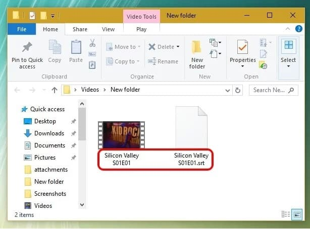Cómo añadir subtítulos en el Windows Media Player
