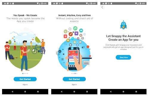 Las más de 15 mejores formas de hacer aplicaciones para Android fácilmente sin necesidad de codificación