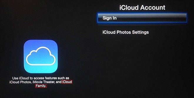 Cómo usar las fotos de iCloud como salvapantallas en el Apple TV