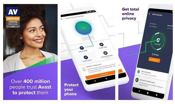 Las 5 mejores aplicaciones gratuitas de detección de software espía para Android