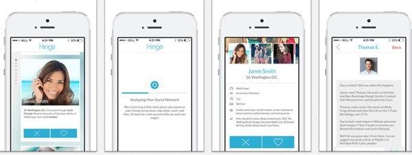 Las mejores aplicaciones de citas para Android y iPhone de 2020
