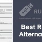 Las 10 mejores alternativas para Rufus en 2020