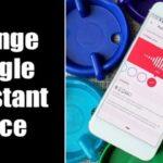 Cómo cambiar la voz del asistente de Google en Android