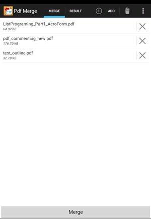 Cómo combinar y fusionar archivos PDF en un solo PDF