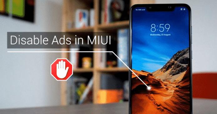 Cómo eliminar los anuncios de tu Smartphone Xiaomi