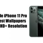 Descargar los últimos fondos de pantalla del Apple iPhone 11 Pro