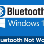 Cómo solucionar el problema de que el Bluetooth de Windows 10 no funciona