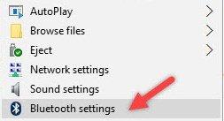 Cómo solucionar el problema de que el Bluetooth de Windows 10 no funciona