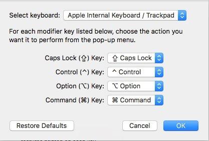Cómo recuperar la tecla ESC de tu MAC reajustando el bloqueo de las tapas