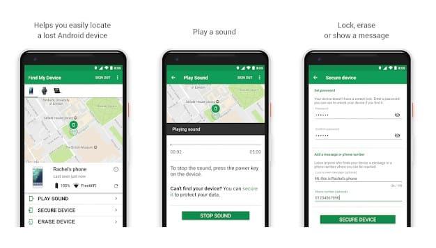 Las 10 mejores aplicaciones antirrobo para tu Android en 2020
