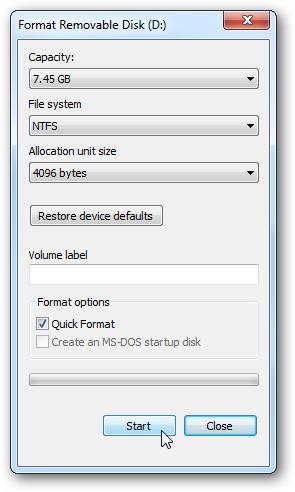 Cómo crear un USB/pendrive de arranque de Windows 7, 8 y 10