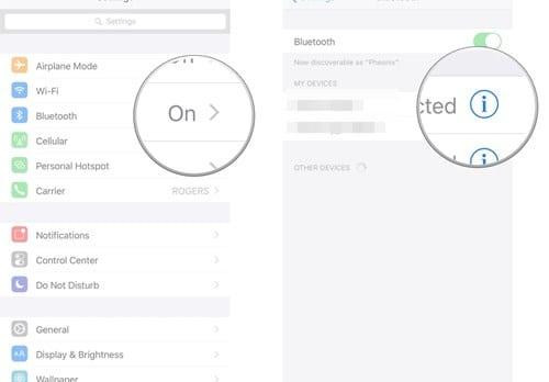 Cómo personalizar la funcionalidad de los Airpods en el iPhone