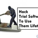 Cómo piratear programas de prueba para usarlos toda la vida