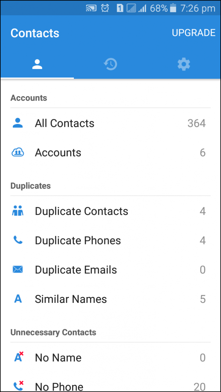 Cómo eliminar los contactos duplicados de su dispositivo Android