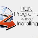 Cómo ejecutar cualquier programa de Windows sin instalarlo