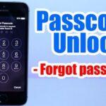 Cómo desbloquear o anular cualquier código de acceso del iPhone