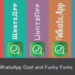 Cómo utilizar fuentes geniales y divertidas en WhatsApp, en el estado de Facebook o en los mensajes