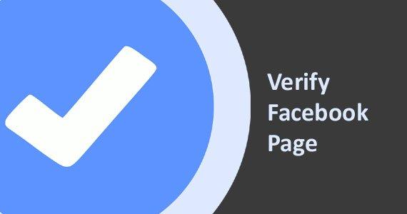 Cómo verificar su página de Facebook con una garrapata gris