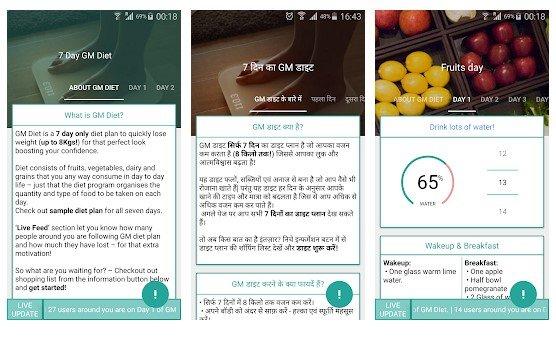 15 mejores aplicaciones de pérdida de peso para su Android en 2020