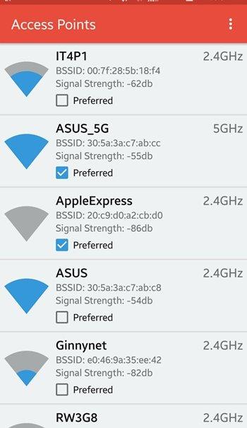 Cómo hacer que Android, cambie automáticamente a la WiFi más potente